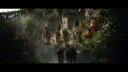 Extension Morrowind - Trailer d'annonce de The Elder Scrolls Online