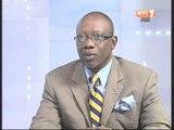 Mel Théodore, président de l'Union pour la Démocratie et la Citoyenneté (UDCY), invité du JT