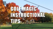 Golf Instruction Tips #1: How to play the 50-yard bunker shot