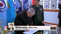 U.S. defense chief James Mattis visits Seoul