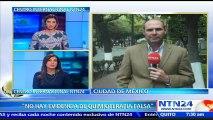Secretaría de Salud de México anuncia que aún no hay pruebas contra el exgobernador de Veracruz por falsos tratamientos