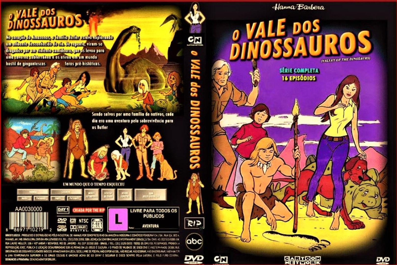 O Vale Dos Dinossauros Ep02 O Que Ha La Em Cima Dublado Portugues