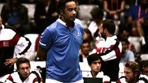 Coupe Davis 2017 - Yannick Noah sa première fois au Japon, à Tokyo, c'était il y a 30 ans !