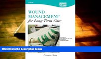 Read Online Wound Management for Long-Term Care: Pressure Ulcers (CD) (Concept Media: Educational