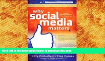 Audiobook  Why Social Media Matters: School Communication in the Digital Age Kitty Porterfield