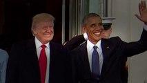 FUNNY BAD LIP READING - Donald Trumps Inauguration