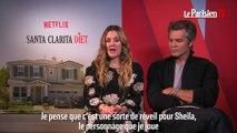Drew Barrymore fait son grand retour sur Netflix