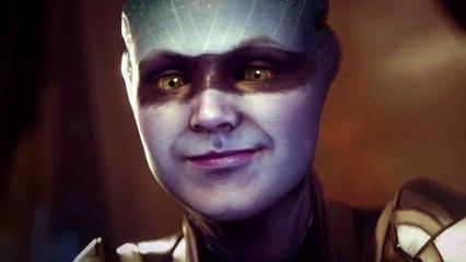Unapologetically Peebee with Christine Lakin de Mass Effect : Andromeda