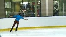 2013-2014 Nicolas Nadeau Junior SC Challenge LP - see description for the link to his SP
