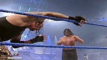 WWE II The Great Khali vs The Undertaker -- No Holds Barred Match HD