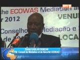 Rencontre des ministres des affaires étrangères de la CEDEAO en charge de la défense