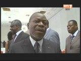 Plusieurs présidents d'institutions s'expriment après la rentrée du conseil constitutionnel