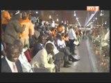 Football/Côte d'ivoire - Sénégal: Ambiance du Match dans les loges VIP du Stade FHB