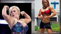 Top 10 Former Bodybuilders Who Became WWE Superstars - Former Powerlifters Became WWE WWF superstars