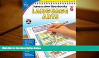 PDF [FREE] DOWNLOAD  Language Arts, Grade 6 (Interactive Notebooks) Pamela McKenzie READ ONLINE