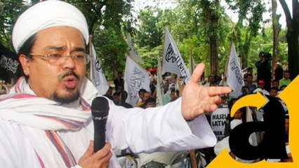 Keterangan Pers FPI Bandung soal Praperadilan Habib Rizieq