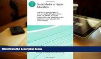 Audiobook  Social Media in Higher Education: ASHE Higher Education Report, Volume 42, Number 5