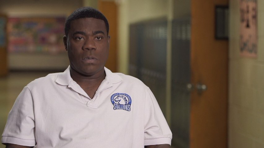 Tracy Morgan Emotionally Talks About Coming Back In 'Fist Fight'