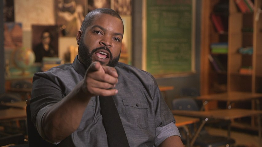Ice Cube Is About Pranks And Fighting In 'Fist Fight'