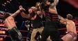 Roman Reigns Vs Brock Lesnar Vs Seth Rollins Vs Braun Strowman Vs Kevin Owens & Chris Jericho At WWE Raw