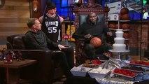 Jason Williams et Kevin Garnett donnent leur avis sur l'embrouille entre LeBron James et Charles Barkley