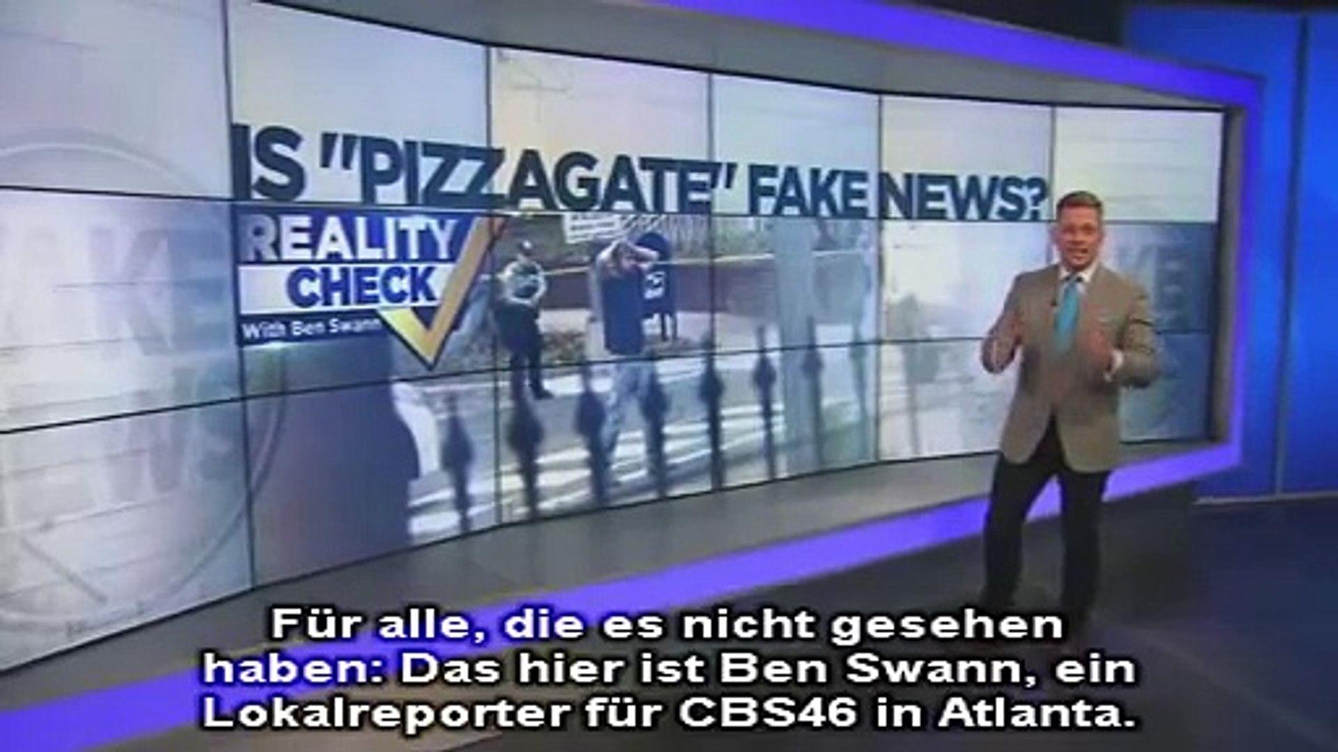 Was passierte mit Moderator Ben Swann nach seinem #PizzaGate Bericht - Deutsch