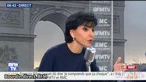 Bourdin direct, BFM, Rachida Dati clashe NKM