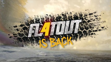 FlatOut 4  Total Insanity Gameplay Reveal Trailer de FlatOut 4 : Total Insanity