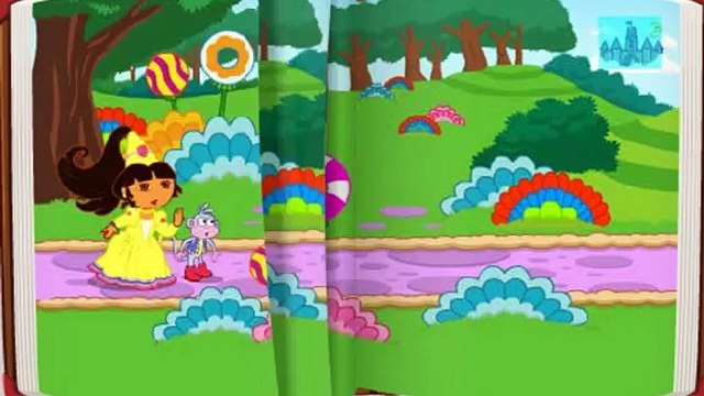 Dora The Explorer: Doras Fairytale Fiesta - Best Game for Little Kids