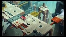 Lara Croft GO - The Maze of Stones - iOS / Android - Walkthrough Gameplay Part 2