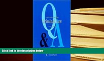 BEST PDF  Questions and Answers: Criminal Law [DOWNLOAD] ONLINE