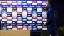 """Barça se prepara para un """"complicado"""" Athletic de Bilbao"""