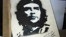 Como dibujar a Che Guevara 1D+Plantilla, How to draw Che Guevara 1D+Template, desenhar Che Guevara