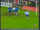 02.11.1995 - 1995-1996 UEFA Cup Winners' Cup 2nd Round 2nd Leg Club Brugge 0-1 Real Zaragoza