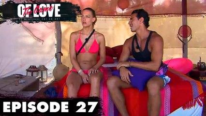 The Game of Love (Replay) - Episode 27 : Alex se prend un râteau !