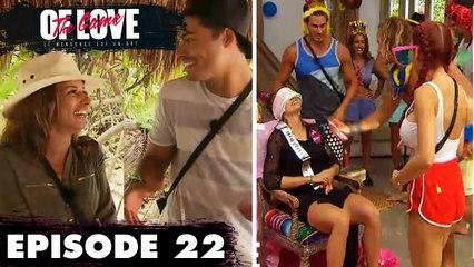 The Game of Love (Replay) - Episode 22 : Carl très proche de Sarah / l'anniversaire d'Alice au top