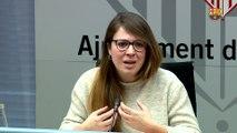 Declaraciones de Janet Sanz sobre el Espai Barça [ESP]