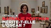 """Natalie Portman mérite-t-elle un Oscar pour """"Jackie"""" ?"""