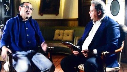 Intervista Sarri-Mister Condò Esclusiva Sky  03/02/2017 Prima Parte