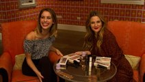 Drew Barrymore Gives R29's Lucie Fink A 5 Minute Makeover