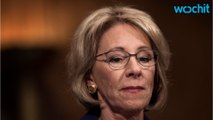 Will DeVos Become Education Secretary?