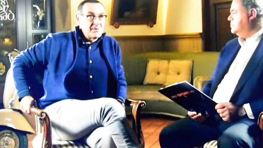 Intervista Sarri-Mister Condò Esclusiva Sky  03/02/2017 Seconda Parte