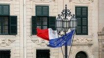 May auf Malta - Keinen festen Platz in der EU-Runde