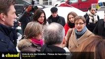 Signature du protocole de préfiguration du projet de renouvellement urbain du Grand Nancy