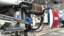 Une machine sur-mesure pour creuser un tunnel entre La Ciotat et Cassis