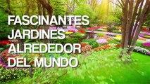 Fascinantes jardines alrededor del mundo