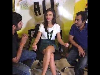 Freaky Ali live with WittyFeed    Nawazuddin Siddiqui    Amy Jackson