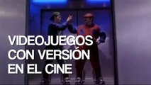 Videojuegos con versión en el cine