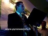 MJC d'Aureilhan Soirée d'ouverture (discours)