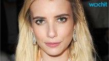 Emma Roberts Debuts New Hair Color